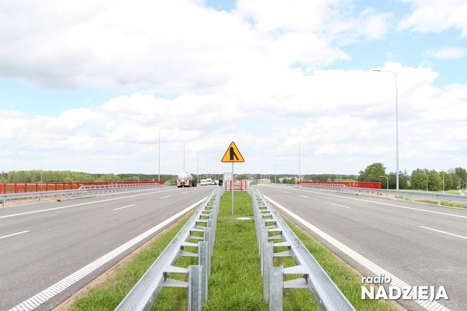 Via Baltica: Pierwszy łomżyński odcinek zostanie otwarty