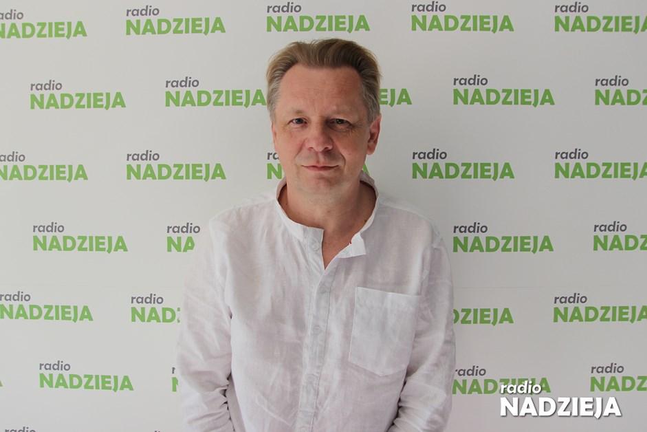 GD: Jarosław Antoniuk, dyrektor Teatru Lalki i Aktora w Łomży