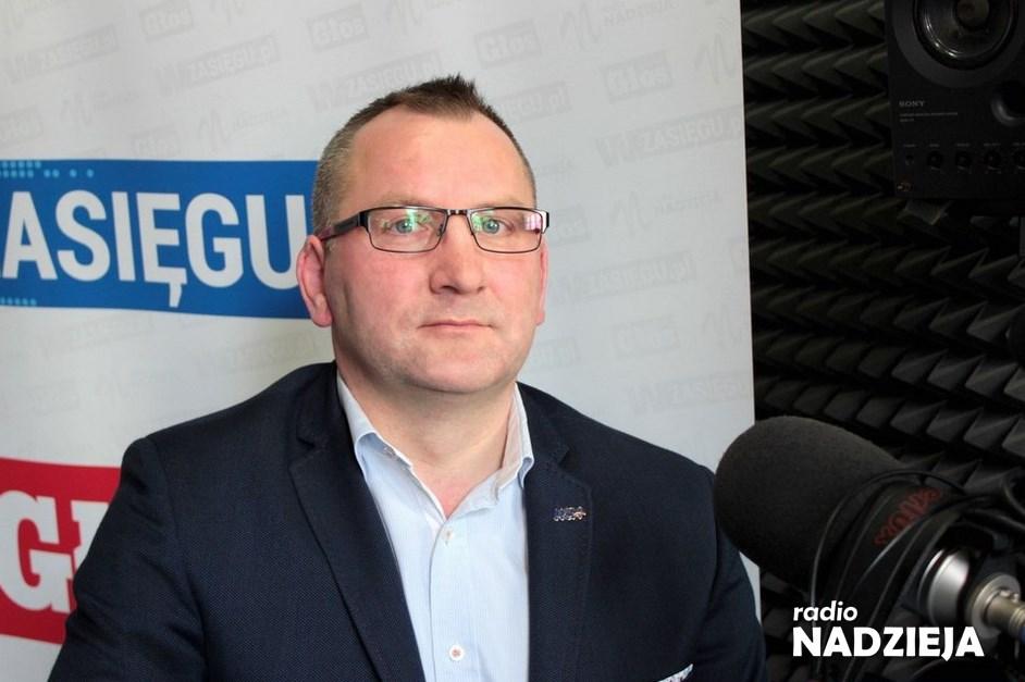 Popołudniówka: Andrzej Borusiewicz, WSA Łomża