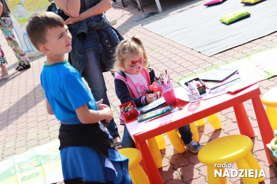 Łomża: Dzień Dziecka z Tuwimem