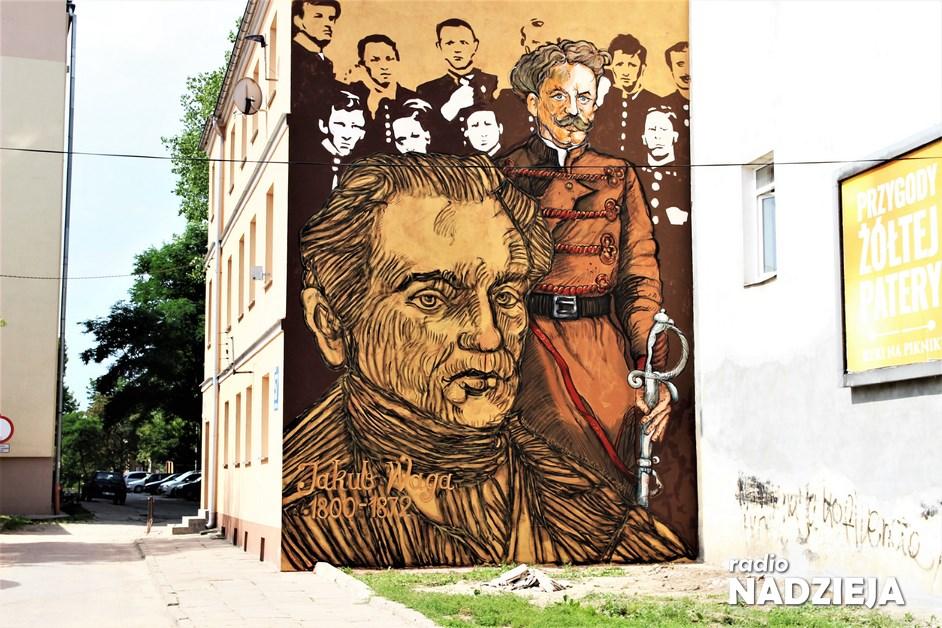 Łomża: Zaprojektuj nowy mural