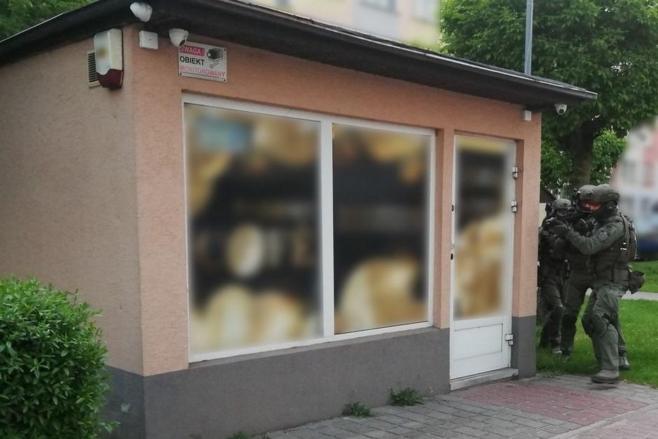 Ostrołęka: KAS zamknęła nielegalny salon gier
