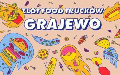 Festiwal Food Trucków w Grajewie