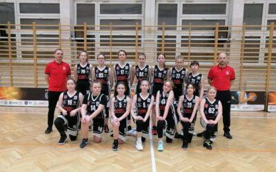 Koszykówka: Zbliża się Ćwierćfinał Mistrzostw Polski w Koszykówce Dziewcząt