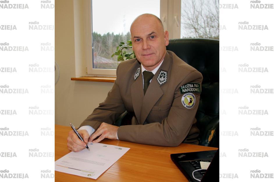 Popołudniówka: Artur Wiatr, dyrektor Biebrzańskiego Parku Narodowego
