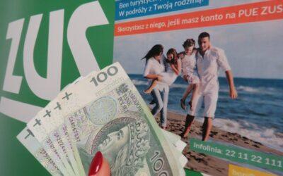 ZUS: ponad połowa uprawnionych w Podlaskiem aktywowała bon turystyczny