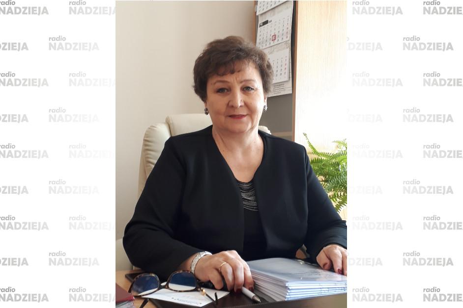 GD: Bożena Grotowicz, Szpital Powiatowy Wysokie Maz.