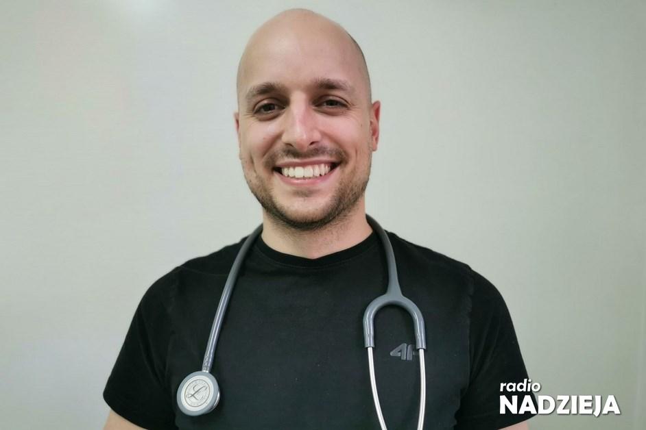 Popołudniówka: dr Maciej Lendzioszek, koordynator ds. szczepień w Kolnie