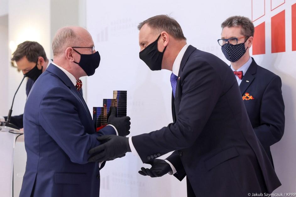 Gmina Czyżew: Honorowy Obywatel z wyróżnieniem od Prezydenta RP