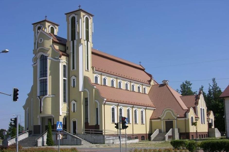 Wiara: W niedzielę poświęcenie kościoła w Ostrołęce