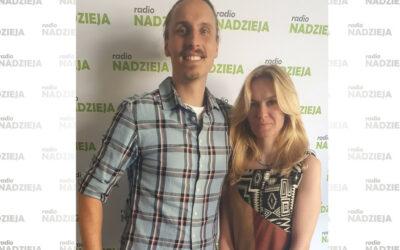 GD: Justyna Jarząbska i Mikołaj Zawłocki, misjonarze