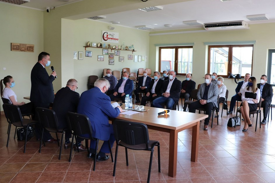 Gmina Kolno: Sołtysi i radni chcą powołania spółki wodnej