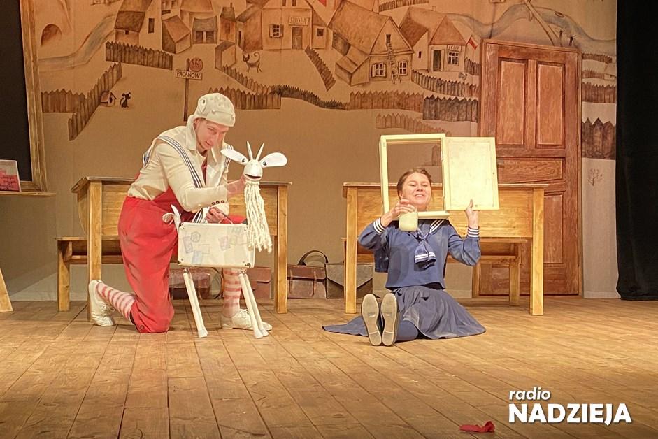 Łomża: Teatr zaprasza do siebie