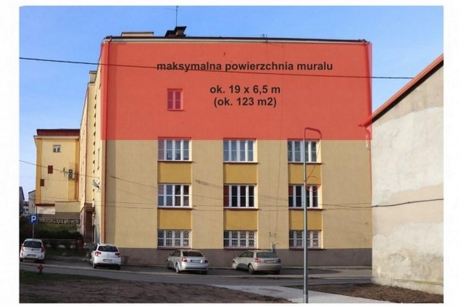 Grajewo: Mural na GCK – wydłużono termin konkursu