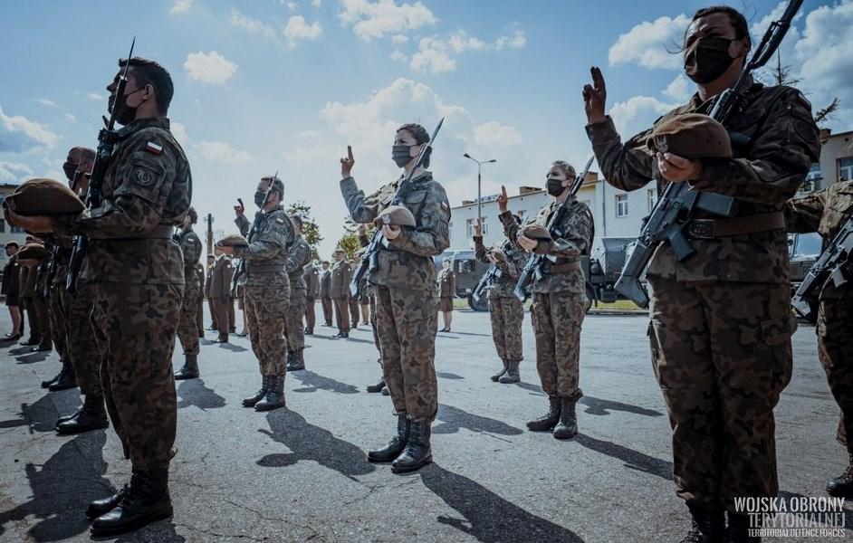 Tykocin: Terytorialsi będą składać przysięgę wojskową
