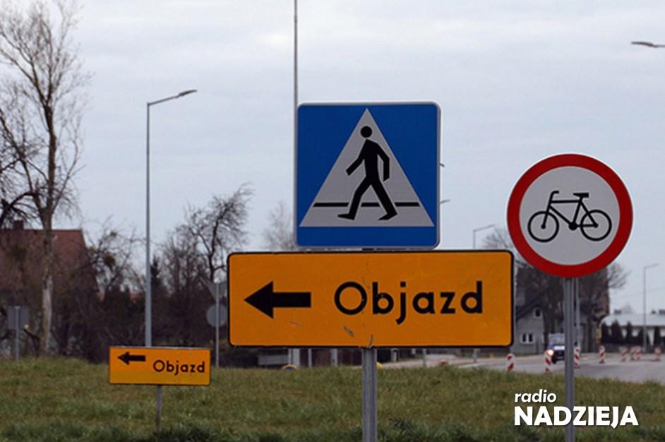 Ostrołęka: Zmiana organizacji ruchu przy mostach