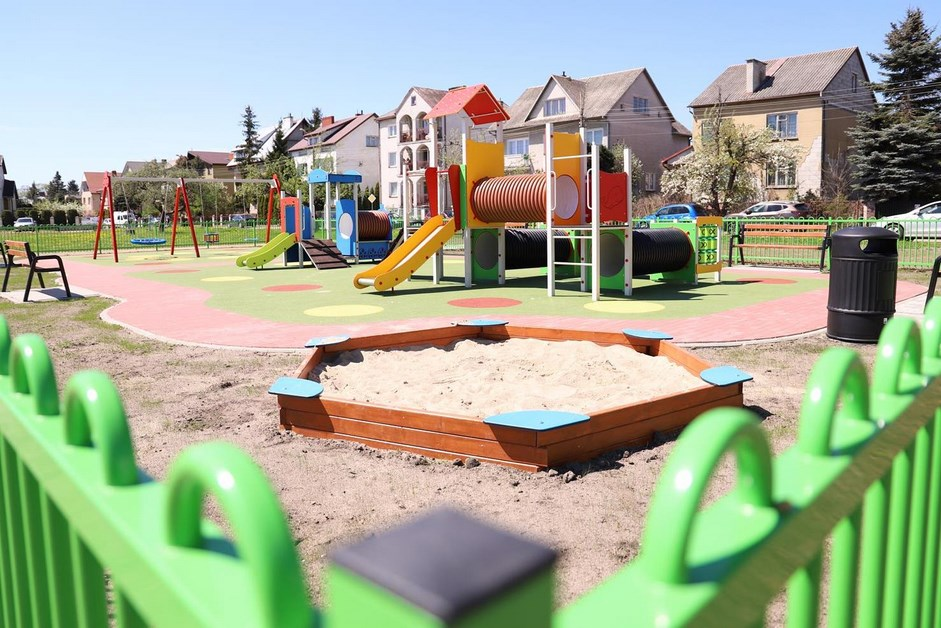 Kadzidło: Powstają miejsca rekreacji dla mieszkańców