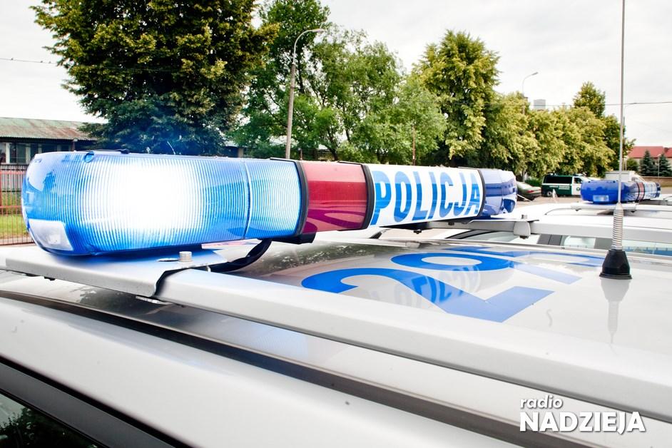 Ostrołęka: Policja pomogła w eskorcie dziecka