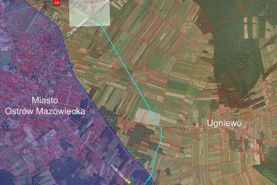 Ostrów Mazowiecka: Miasto czeka na małą obwodnicę