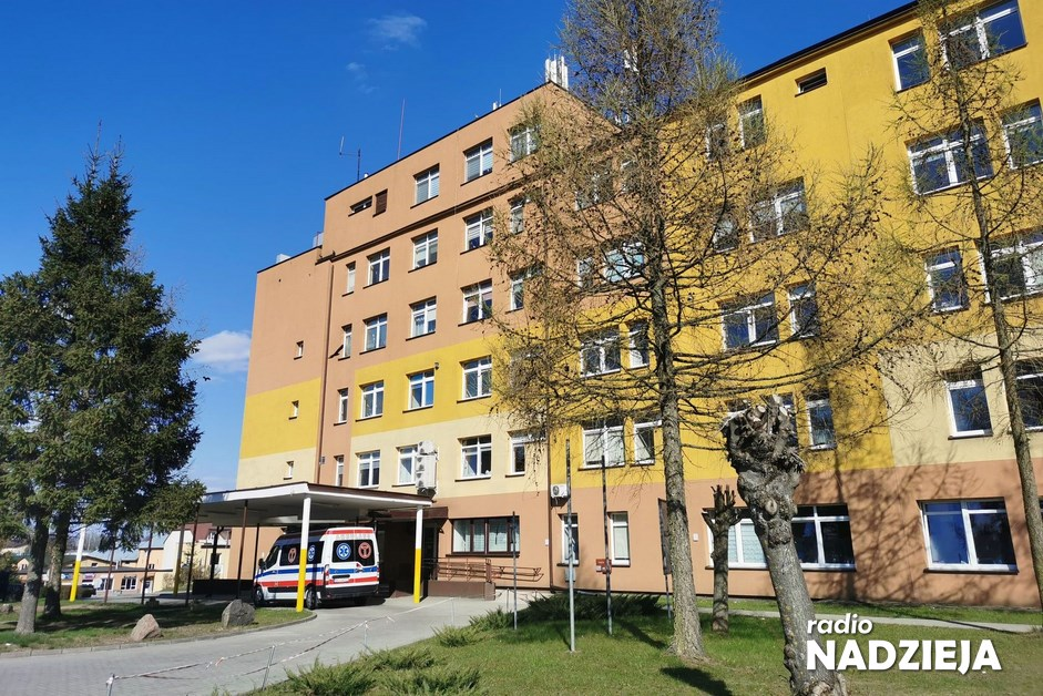 Kolno: W szpitalu remontowana jest Izba Przyjęć