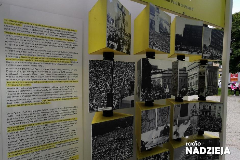 Łomża: Pierwsza pielgrzymka Papieża Jana Pawła II do Polski na zdjęciach