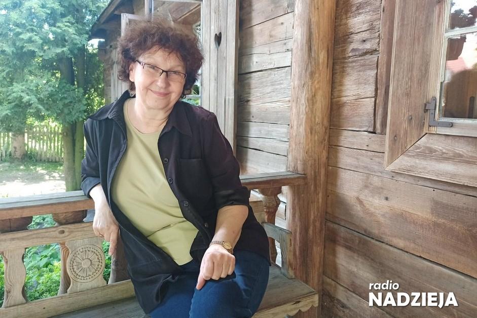 Popołudniówka: Urszula Kuczyńska, Skansen w Nowogrodzie