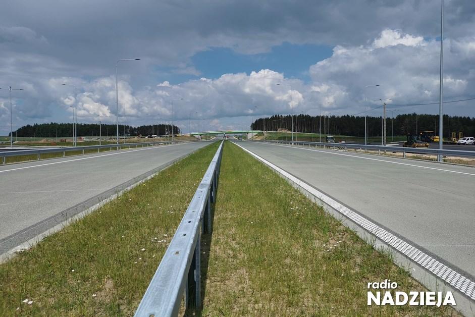 Via Baltica: Odcinki między Kolnem a Szczuczynem na ukończeniu