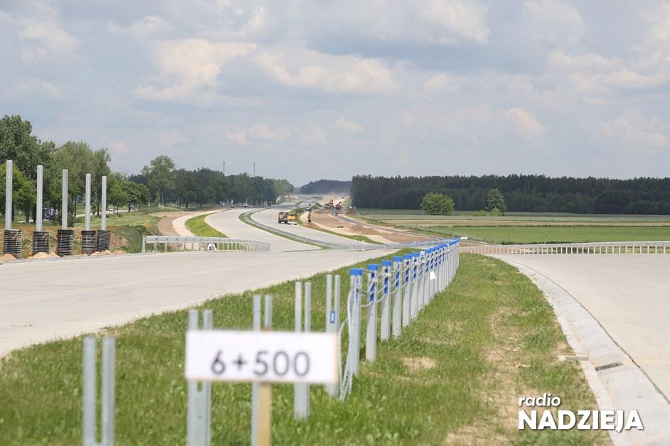 Via Baltica: Kolejny fragment S61 oddany kierowcom