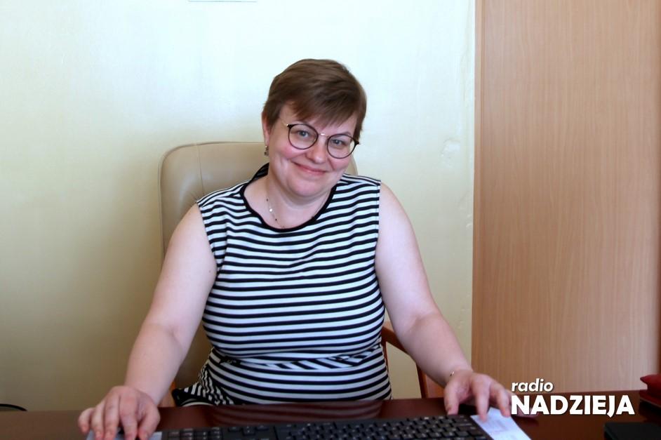 Popołudniówka: Anna Maksimowska, dyrektor ILO w Ostrołęce
