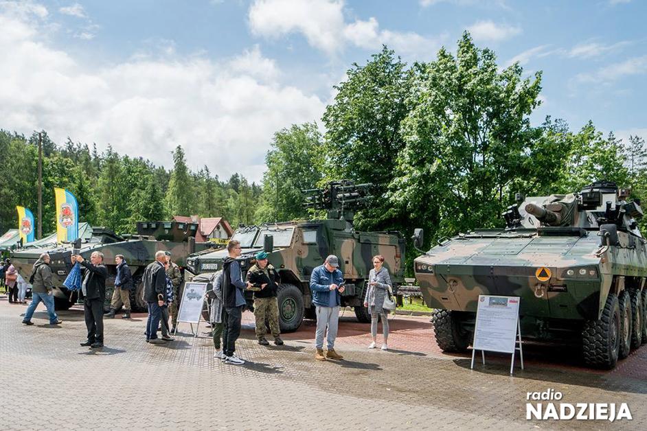 Podlaskie: Wojsko Polskie na piknikach militarnych będzie zachęcać do wstąpienia w swoje szeregi