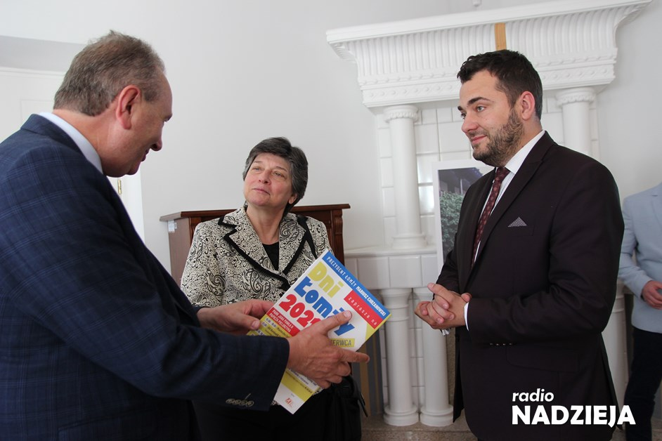 Łomża: Ambasador Bułgarii zachęcała do odwiedzenia swojego kraju