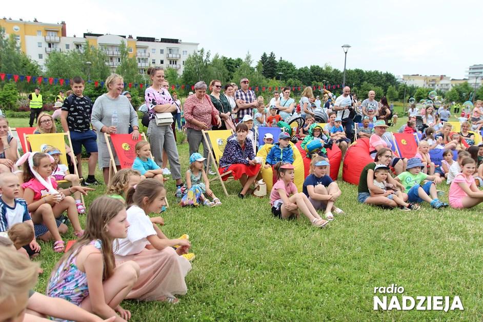 Łomża: Wakacyjny Piknik Muzyczny w parku