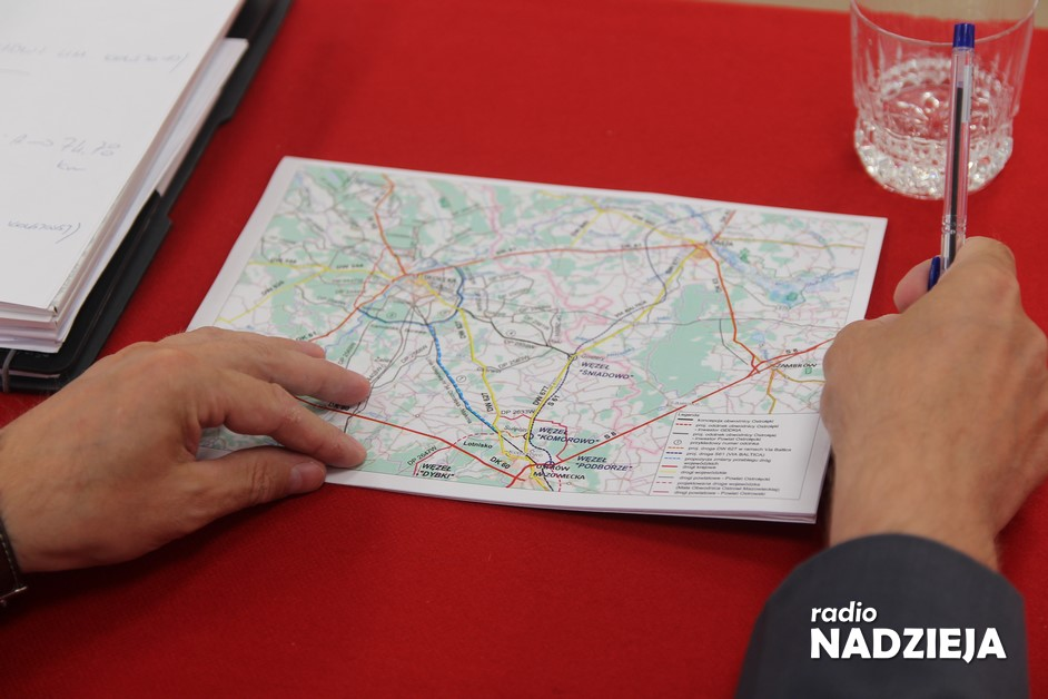 Powiat ostrołęcki: Nowy łącznik usprawni ruch w regionie