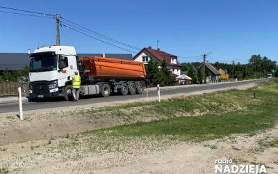 Powiat łomżyński: Trasa Miastkowo-Nowogród będzie zmodernizowana