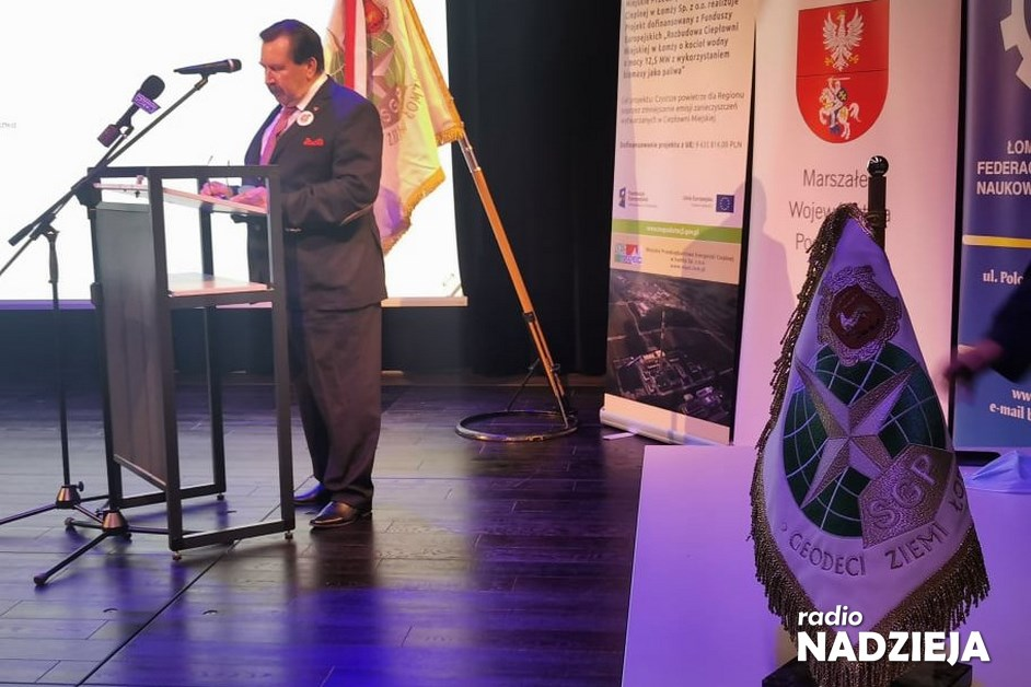 Region: Łomżyńscy geodeci świętują 100-lecie