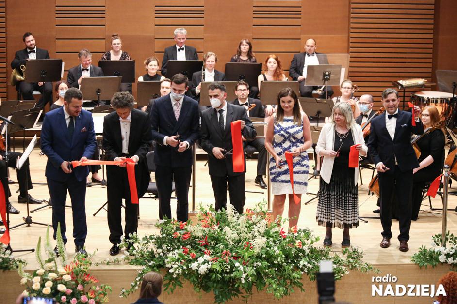 Łomża: Nowa sala koncertowa oficjalnie otwarta