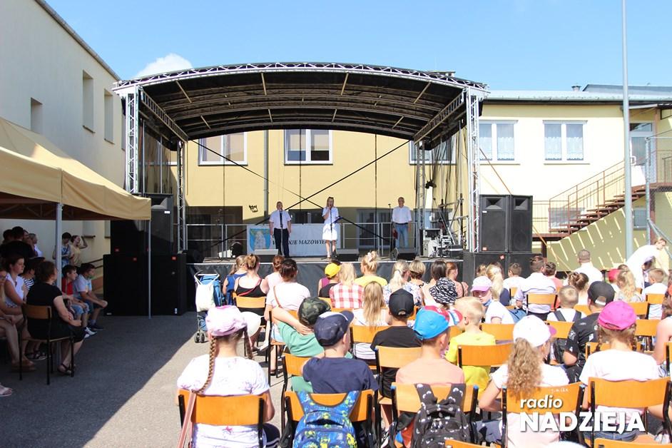 Gmina Wysokie Maz.: Bawią się i uczą podczas Festynu Naukowego