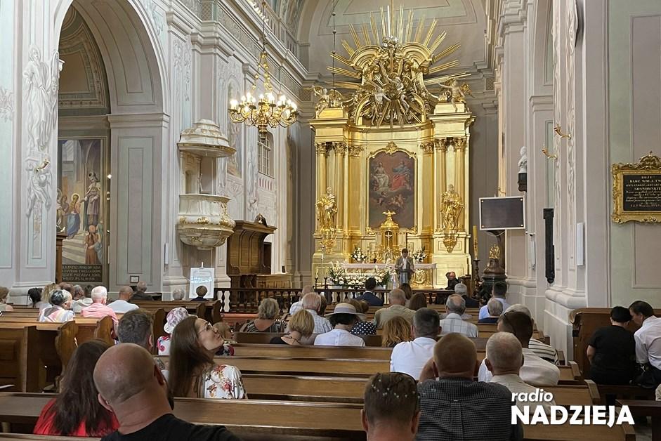 Tykocin: Kościół p.w. Trójcy Przenajświętszej ma swoje muzeum