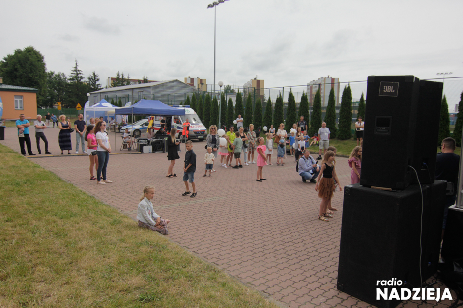 Zambrów: Nauka poprzez zabawę na festynie