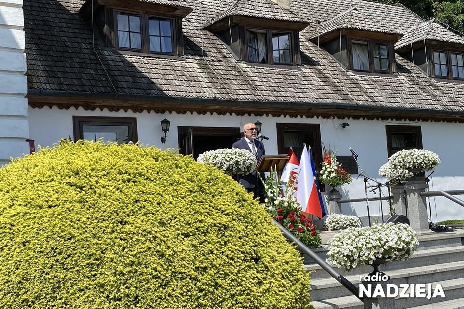 Drozdowo: O Niepodległości i nowym muzeum w 102. rocznicę podpisania Traktatu Wersalskiego