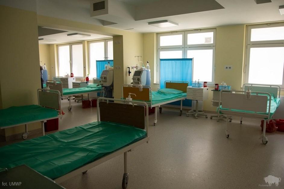 Łapy: Zakończył się remont szpitala