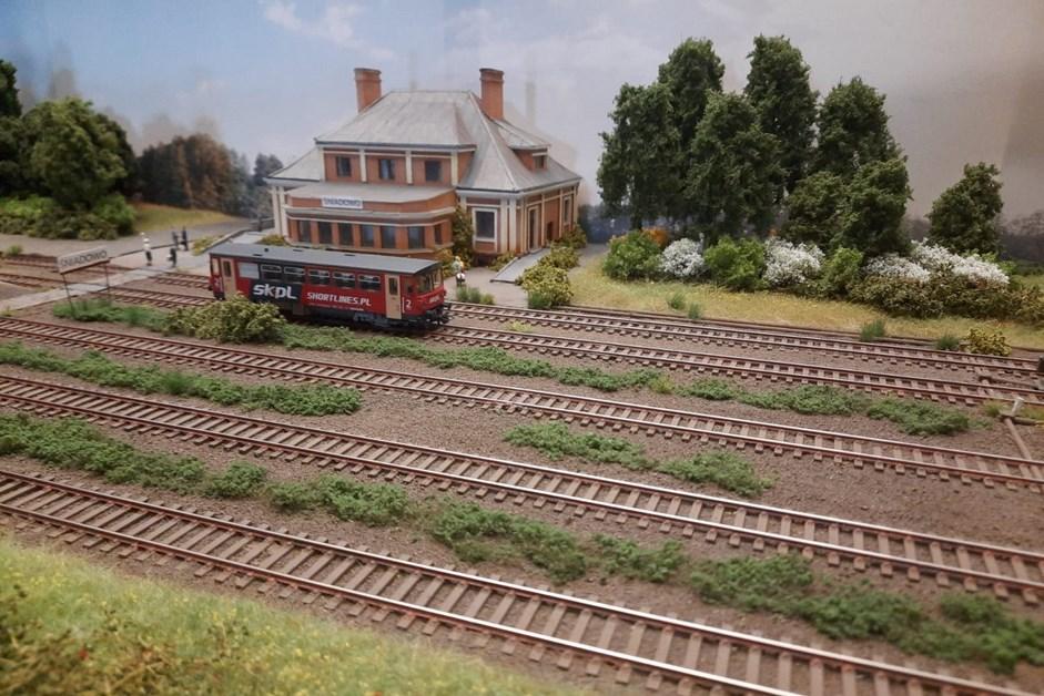Łomża: Stację kolejową Śniadowo można podziwiać w Muzeum Diecezjalnym