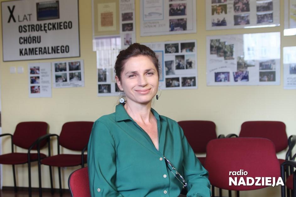 Popołudniówka: Bożena Harasimowicz-Pęza, artystka