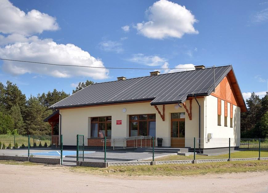 Powiat kolneński: Nowa świetlica została otwarta