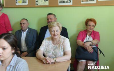 Popołudniówka: Elżbieta Lanc, członek zarządu woj. mazowieckiego