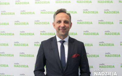 Popołudniówka: Mariusz Dudziński, burmistrz Tykocina