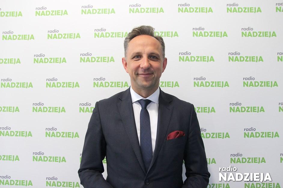 GD: Mariusz Dudziński, burmistrz Tykocina