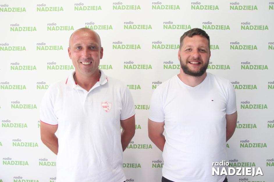 GD: Łukasz Uściłowski i Tomasz Staniórski, ŁKS Łomża