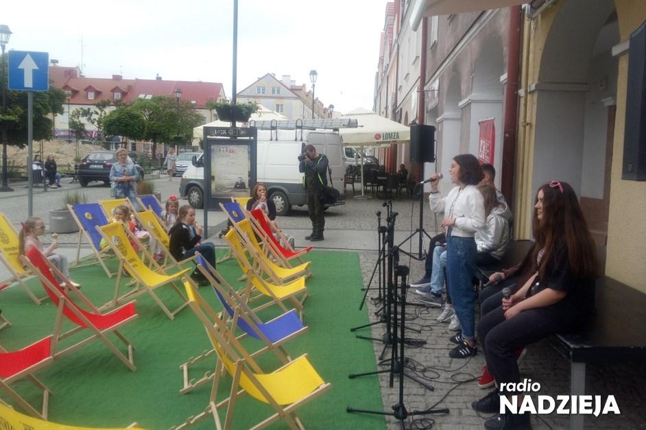 Łomża: Muzyczny Dzień Dziecka z MDK-DŚT