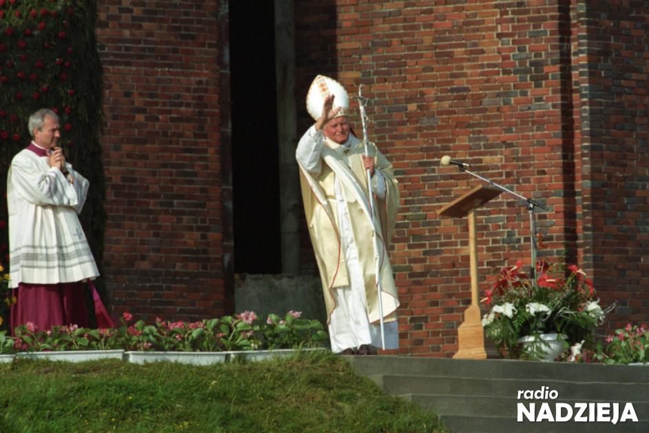 30 rocznica pobytu św. Jana Pawła II w Łomży [Reportaże]
